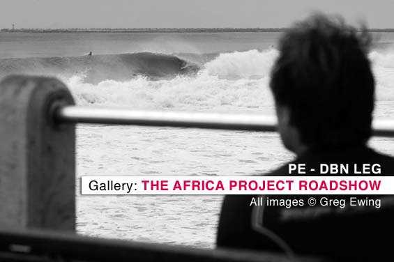 Africa Project Roadshow: PA - DBN leg