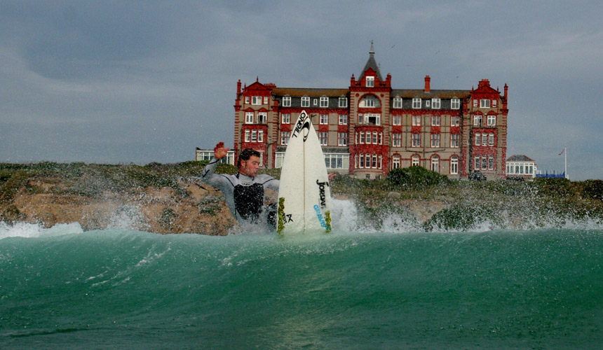 Photographer: Norman Steyn / Surfer: Nick White / Location: Cornwall