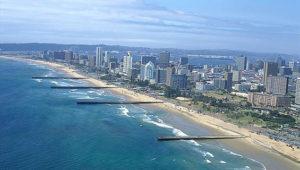 Durban: Latest E.coli Readings