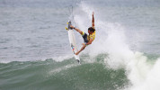 Jordy Smith (ZAF), 25, wins the 2013 Billabong Rio Pro over Adiano de Souza (BRA), 26.