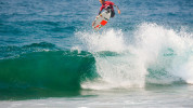 Current ASP World No. 2 Jordy Smith is the firm local favourite at this year's Mr Price Pro Ballito