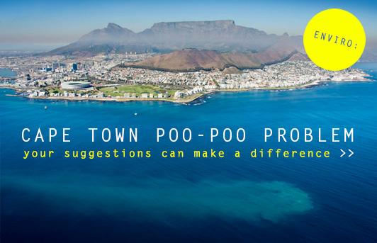 Cape Town Poo-Poo Problem Open To Public Participation ...