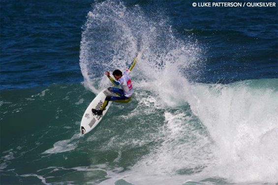 Kommetjie s Michael February will be one of the favourites in the open  men s division going into the final leg of the Quiksilver Get Free Series  2015 in ... fe89c53b36f
