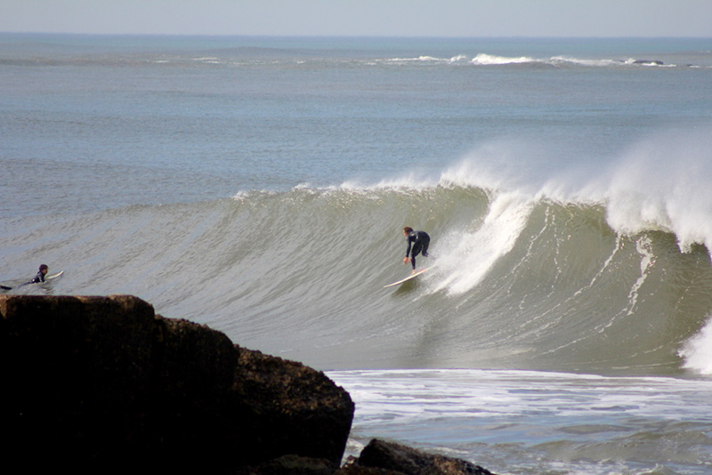 Great Waves Expected for Quiksilver Get Free in Port Alfred - Zigzag  Magazine 5f106bd621e
