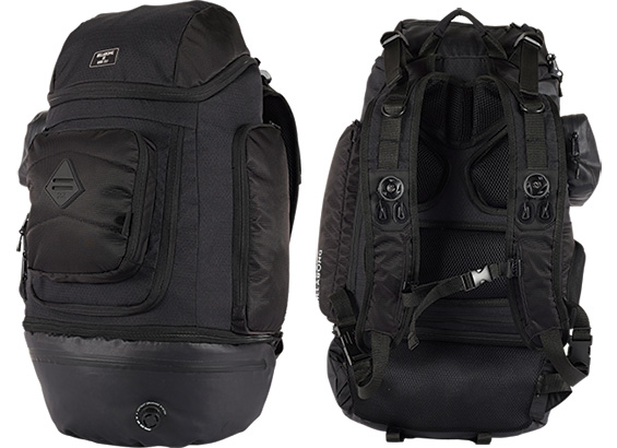 Apex Boa Surf Pack – by Billabong | Zigzag Magazine