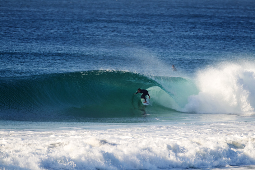 KZN local Chris Leppan. © Greg Ewing.