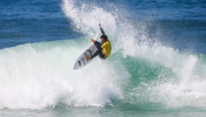 WQS Africa Rankings Leader : Michael February