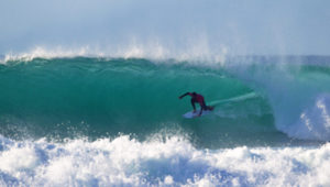 The Craziest Day in Professional Surfing Ever.