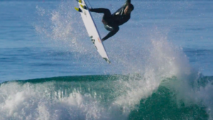 Jordy Smith at Lowers