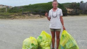 Tuffy Clean Your Beach Entry #13