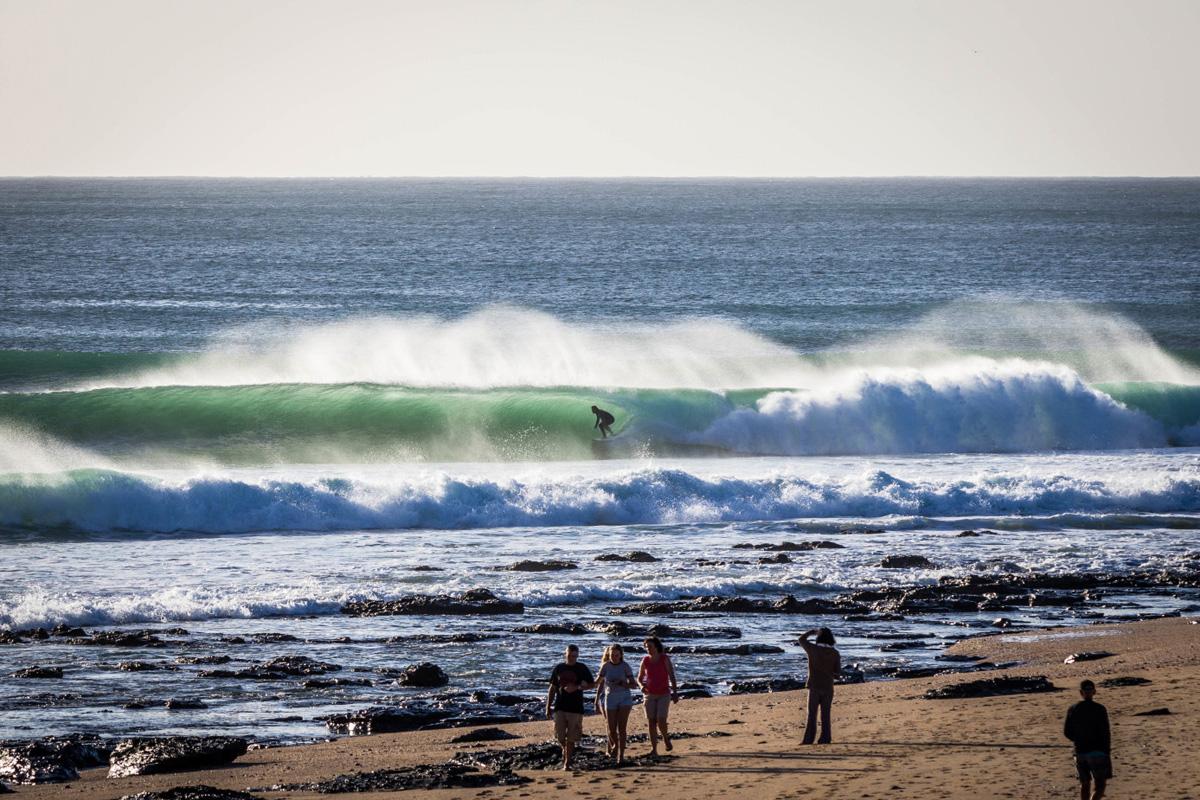Photographer: Hendrik Kotze /Surfer: Unknown /Location: J-Bay