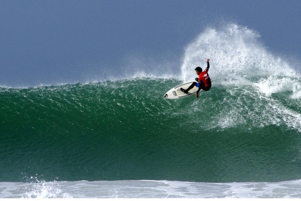 Photographer: Robbie Irlam /Surfer: Mikey Feb /Location: J-Bay