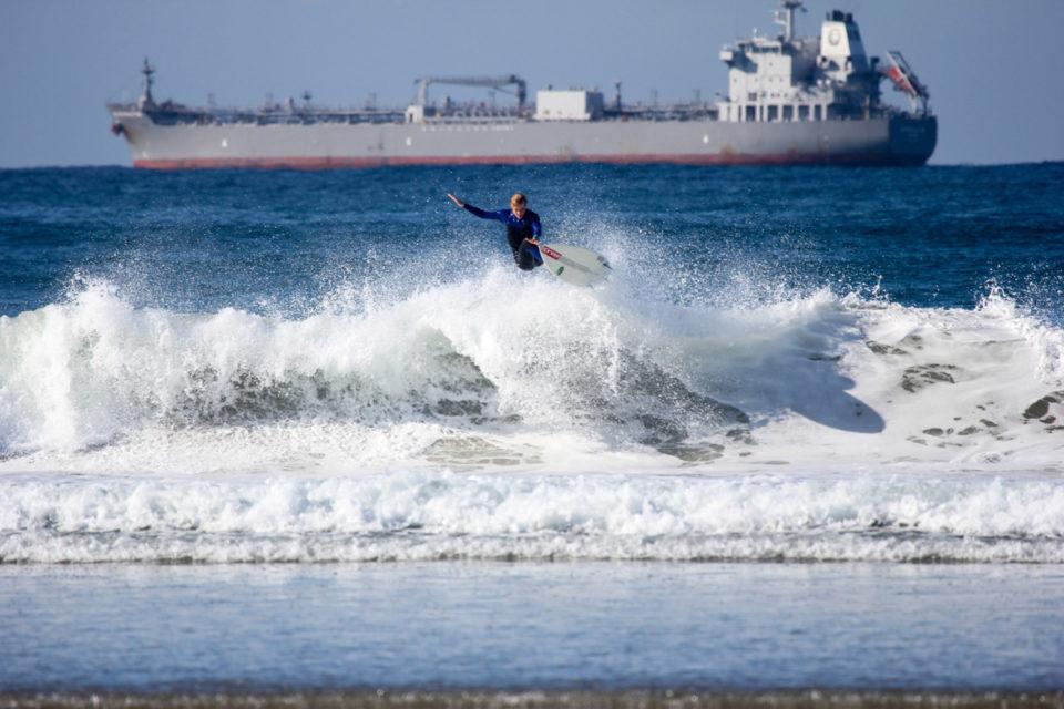 Photographer: Tristan Du Preez /Surfer: Thomas Lindhort /Location: unknown