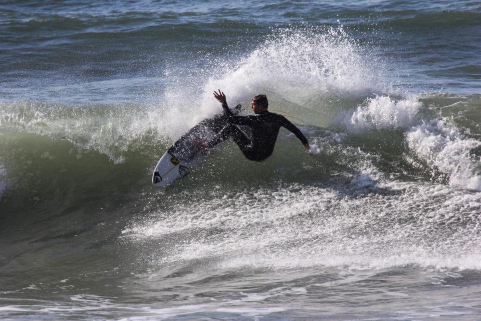 Photographer: Tristan Du Preez /Surfer: JP Veaudy /Location:East London