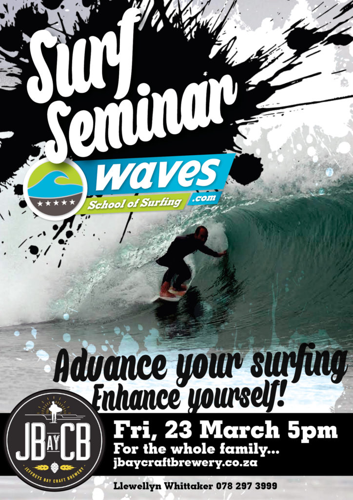 Llewellyn Whittaker Surfing Workshop Catch Up Zigzag