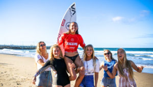 Zigzag Durban Surf Pro - Day 2