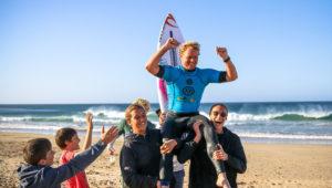 Jackson Baker Wins SA Open of Surfing