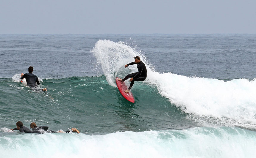 Dane Reynolds To Surf The Cell C Goodwave