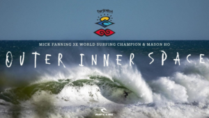 The Search ft. Mick Fanning & Mason Ho | Outer inner Space