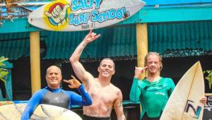 Yeah dude, Steve-O surfs JBay