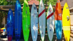 Big Wave Surfboard Exhibition