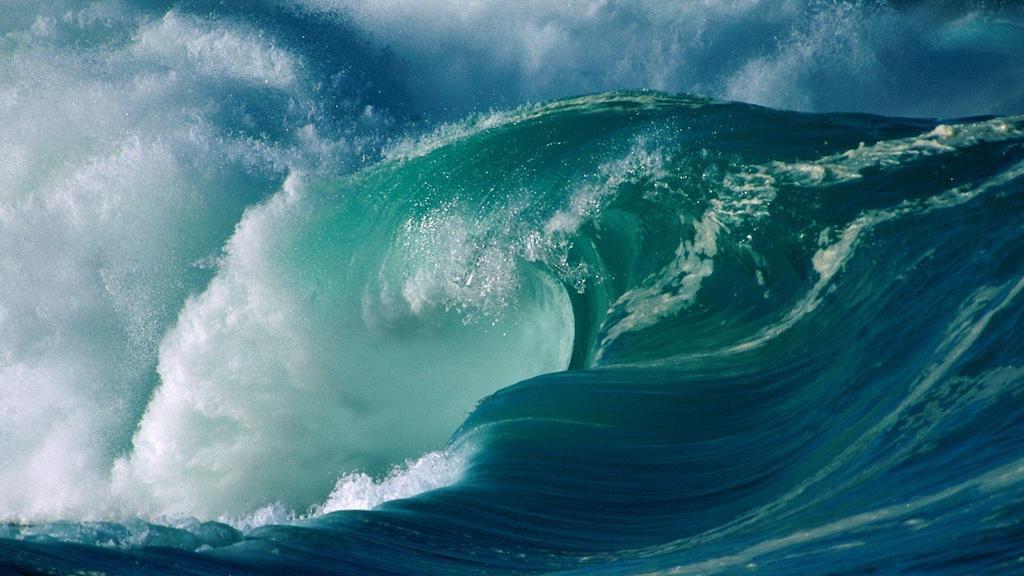The 500m High Wave that Rocked Alaska