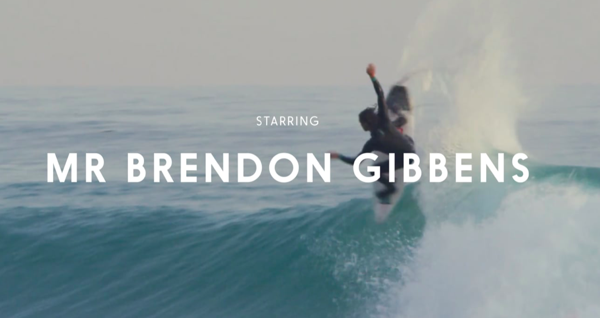 Watch: Brendon Gibbens - Volume 2