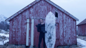 A Visionary Project to Craft a Surfboard From Ice