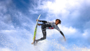 Nelson Mandela Surf Pro - Day 2