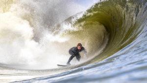 Ian Thurtell Rolls Back Winter