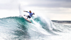 Dylan Lightfoot and Zoë Steyn Top WSL Africa QS Rankings