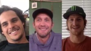 Frank, Bromdog & Rupp - #thelockdown