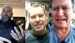 [WATCH] PC, Greg Emslie on #thelockdown