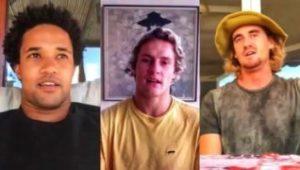 [WATCH] Mfeb, Shane & Beyrick - #thelockdown