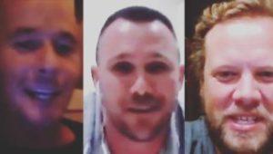Simon Nicholson, Royden Bryson and Davey Weare - #TheLockdown